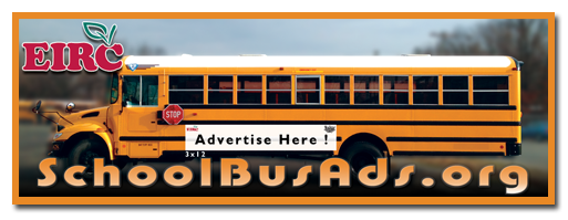 EIRC School Bus Advertising